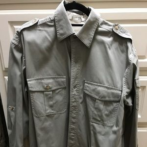 Orvis Button Down Bush Shirt